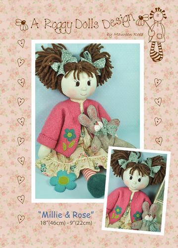 Millie & Rose Sewing Pattern - PDF Download