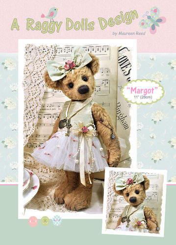 Margot Sewing Pattern - PDF Download