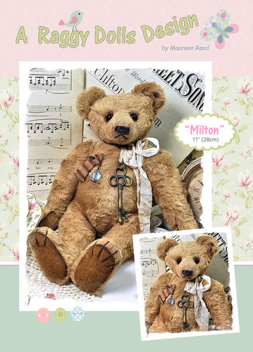 Milton Sewing Pattern - PDF Download