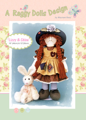 Lizzy & Chloe Sewing Pattern - PDF Download