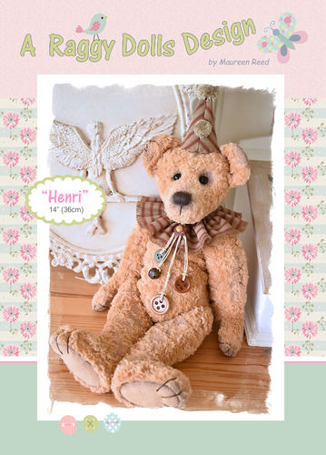 Henri Sewing Pattern - PDF Download